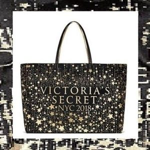 Victoria's Secret NYC FASHION SHOW TOTE WEEKENDER